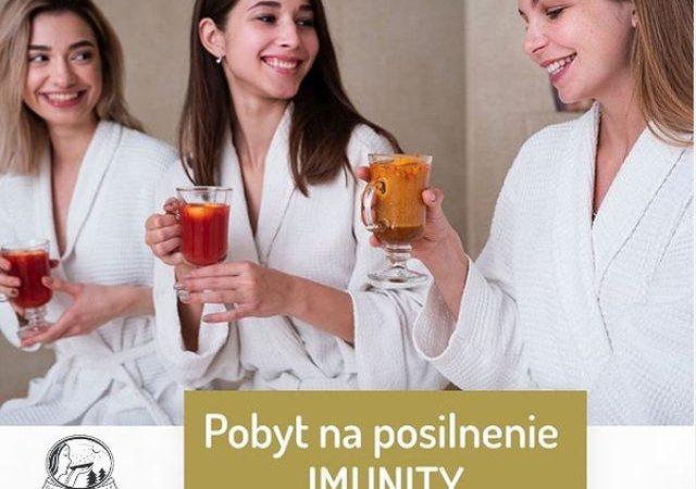 Posilnite si imunitu v Bardejovských Kúpeľoch
